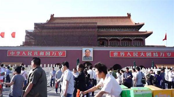 台灣學生赴中就學日益增加。 圖片來源:GoogleMaps