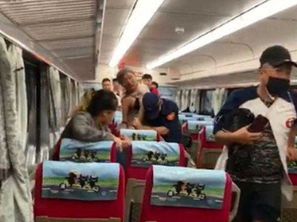 鐵路警察被刺傷重不治。 圖片來源:雅虎奇摩新聞