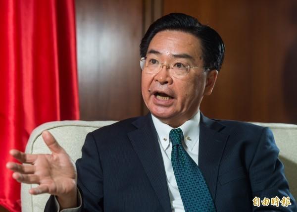 紐約時報報導國防部長吳釗燮下令制訂對中國防禦及攻擊計畫。 圖片來源:自由時報