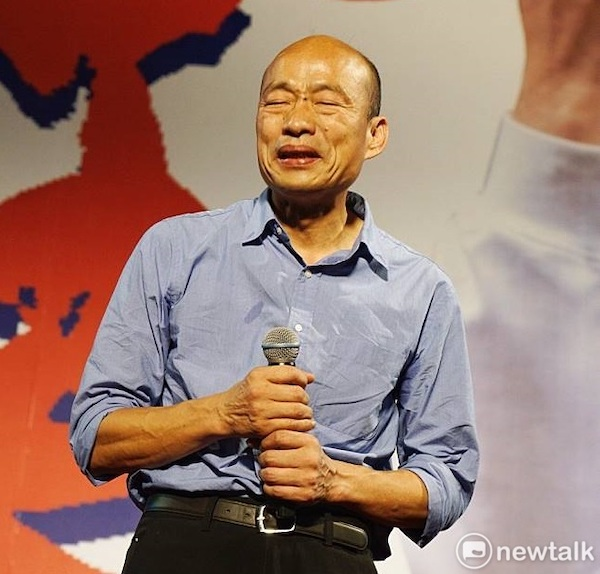 反韓國瑜成為全國最大黨。 圖片來源:新頭殼