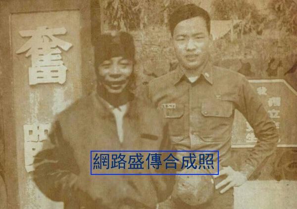 韓國瑜說自己是庶民版的蔣經國。 圖片來源:台灣事實查核中心