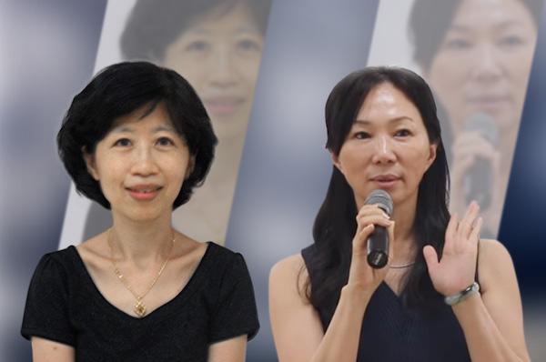 政治人物的夫人不能干預老公的政治? 圖片來源:放言