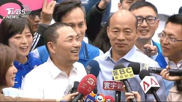 禿子與漢子打騙子? 圖片來源:TVBS