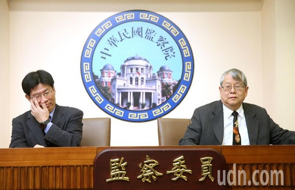監察委員要辭職是憲政人事,不須總統批准。 圖片來源:雅虎奇摩新聞