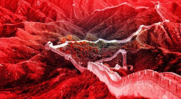沒有中國的台灣會是如何? 圖片來源:諸夏文化傳播協會