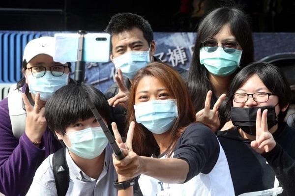 台灣人在防疫上與中國截然不同。 圖片來源:聯合新聞網