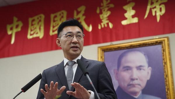 中國國民黨在台灣每下愈況。 圖片來源:HK01