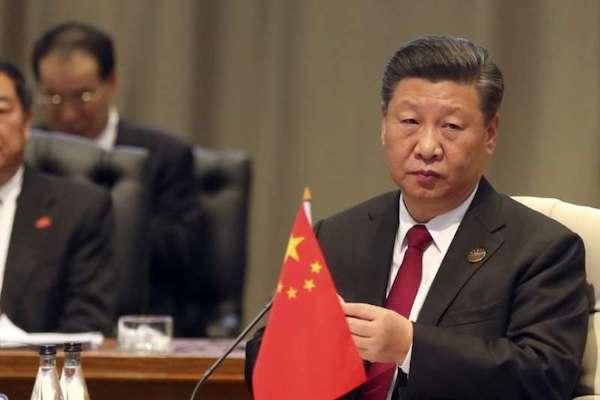 中國在國際上的舉措已經讓各國發覺「無賴國家」的面目。 圖片來源:風傳媒