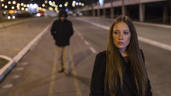 女性在外行走的安全是最基本的權益。 圖片來源:每日頭條