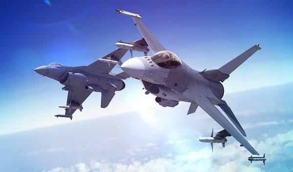 台灣空軍仍保有優勢抵禦中國挑釁。 圖片來源:新頭殼