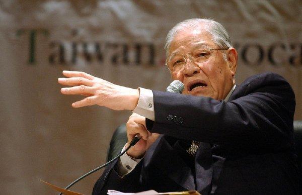 有民主先生美譽的李登輝病逝。 圖片來源:台灣醒報