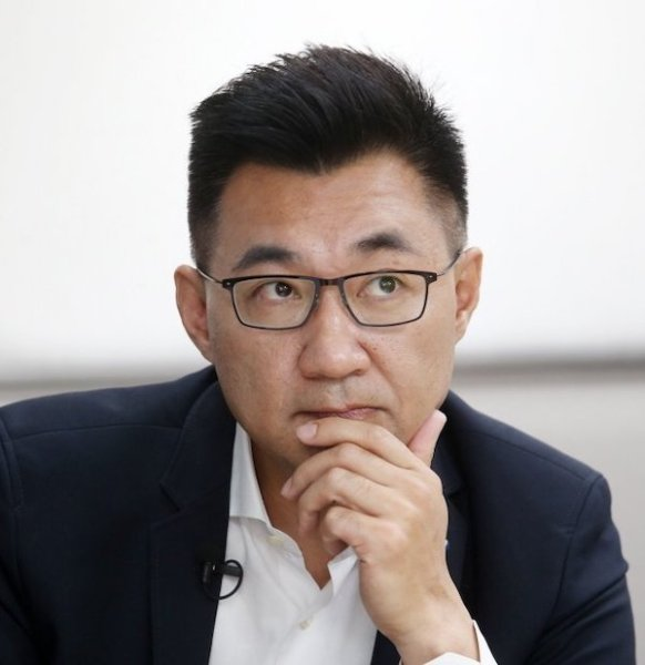 江啟臣 圖片來源:聯合新聞網