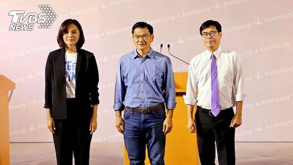 高雄人今年投了三次票,創造台灣民主歷史新頁。 圖片來源:TVBS
