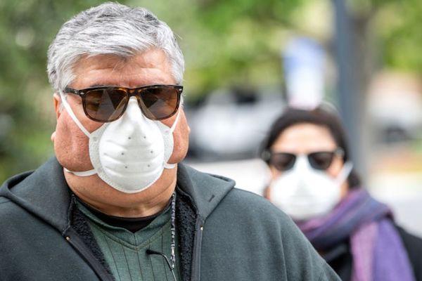 肥胖者感染新冠肺炎的症狀更嚴重。 圖片來源:Yahoo News Malaysia