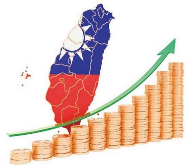 近來資金回流台灣趨勢快速上升。 圖片來源:自由時報