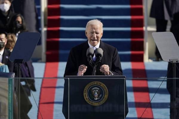 團結美國?談何容易!—新任美國總統拜登就職演說