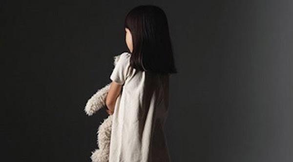 受到性騷擾的受害者,往往讓事件成為心中永遠的秘密。 圖片來源:騰訊新聞