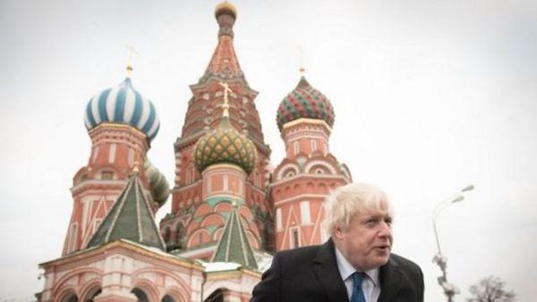 英國定調中俄為最大威脅。 圖片來源:BBC