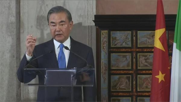 中國介入以巴衝突進行調停。 圖片來源:民視