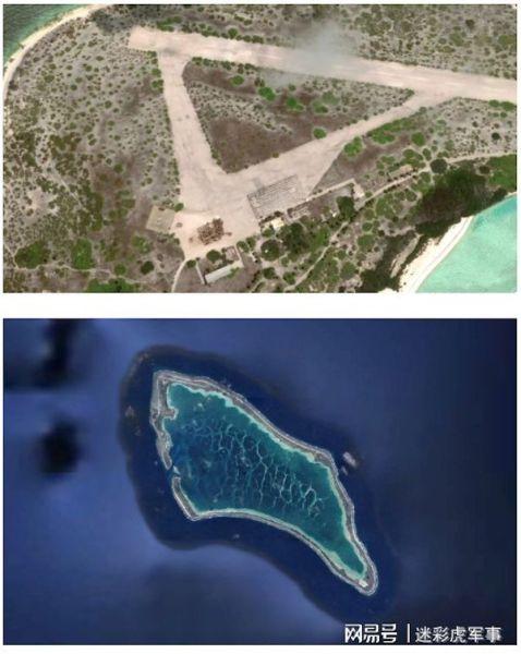 中國正在將吉里巴斯建設為「海上航空母艦」。 圖片來源:網易
