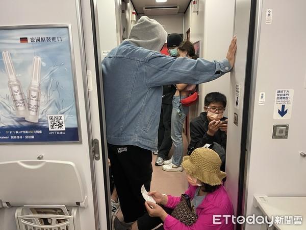 太魯閣號事件也引發站票議題。 圖片來源:ETToday