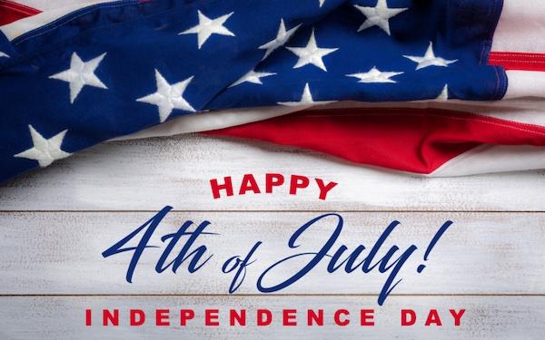 七月四日是美國國慶。 圖片來源:美南新聞