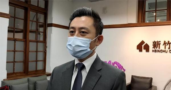 林智堅拋出新竹縣市合併爭取升格的倡議。 圖片來源:Yahoo TV
