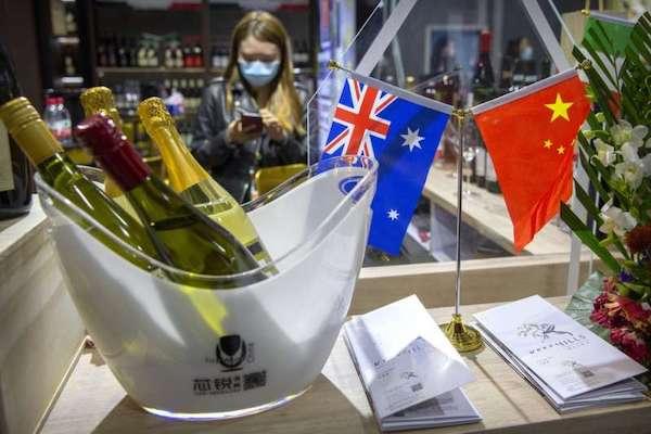 澳洲應對中國貿易威脅的經驗可供台灣參考。 圖片來源:風傳媒