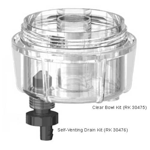 RACOR RK30475 Series 320 Fuel Filter/Water Separator Replacement
