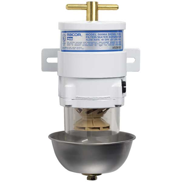 Racor Marine Fuel Filters Wiring Diagram