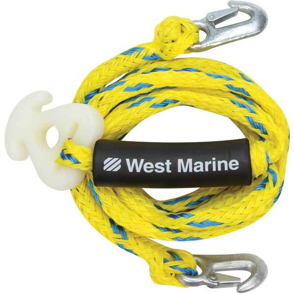 WEST MARINE 12\u0027 Tow Harness, 1-4 Rider West Marine