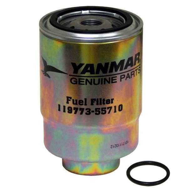 YANMAR Fuel Filter, Part # 119773-55710-12 West Marine