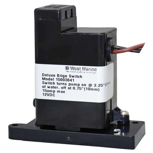 WEST MARINE Electronic Bilge Pump Float Switch West Marine