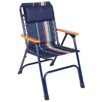 WEST MARINE Skipper Striped Deck Chair