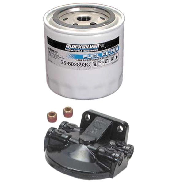 MERCURY MARINE 802893Q4 Mercury/Mercruiser Fuel Filter/Water