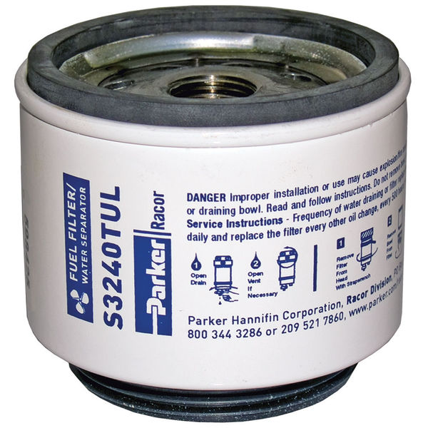 RACOR S3240TUL Spin-On Fuel Filter/Water Separator Replacement