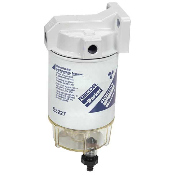 racor marine fuel filter maintenance
