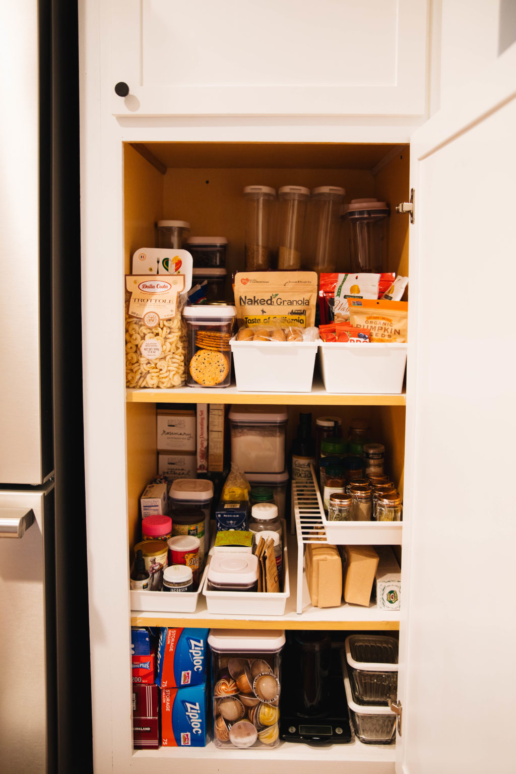 Pantry Organization Pantry Organization With Marshalls New Darlings