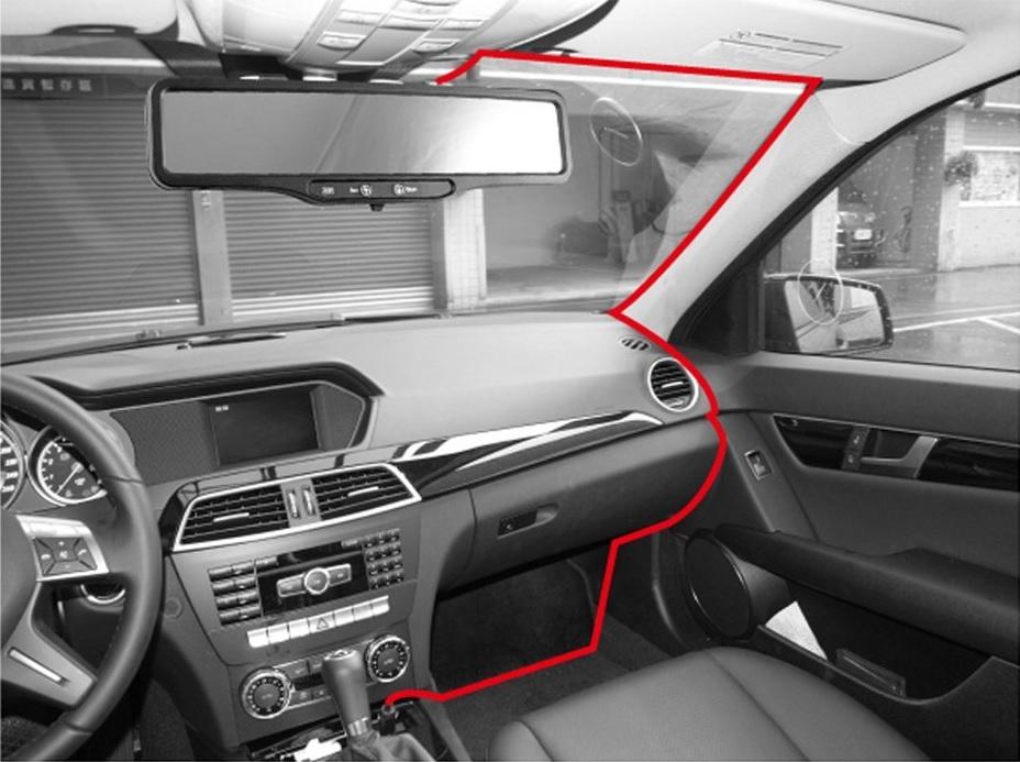 Hdmi To Obd Wiring Diagram Installation Of A Dashcam In Your Car Newdashcam Com