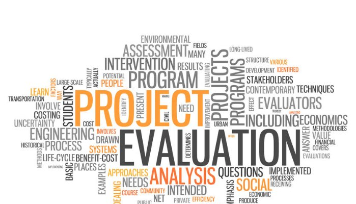 Project Evaluations \u2013 NewDay Development, Inc - project evaluation