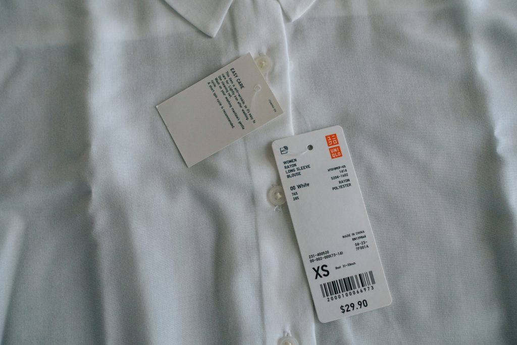 UNIQLO Size and Price Comparison Japan vs US New Denizen