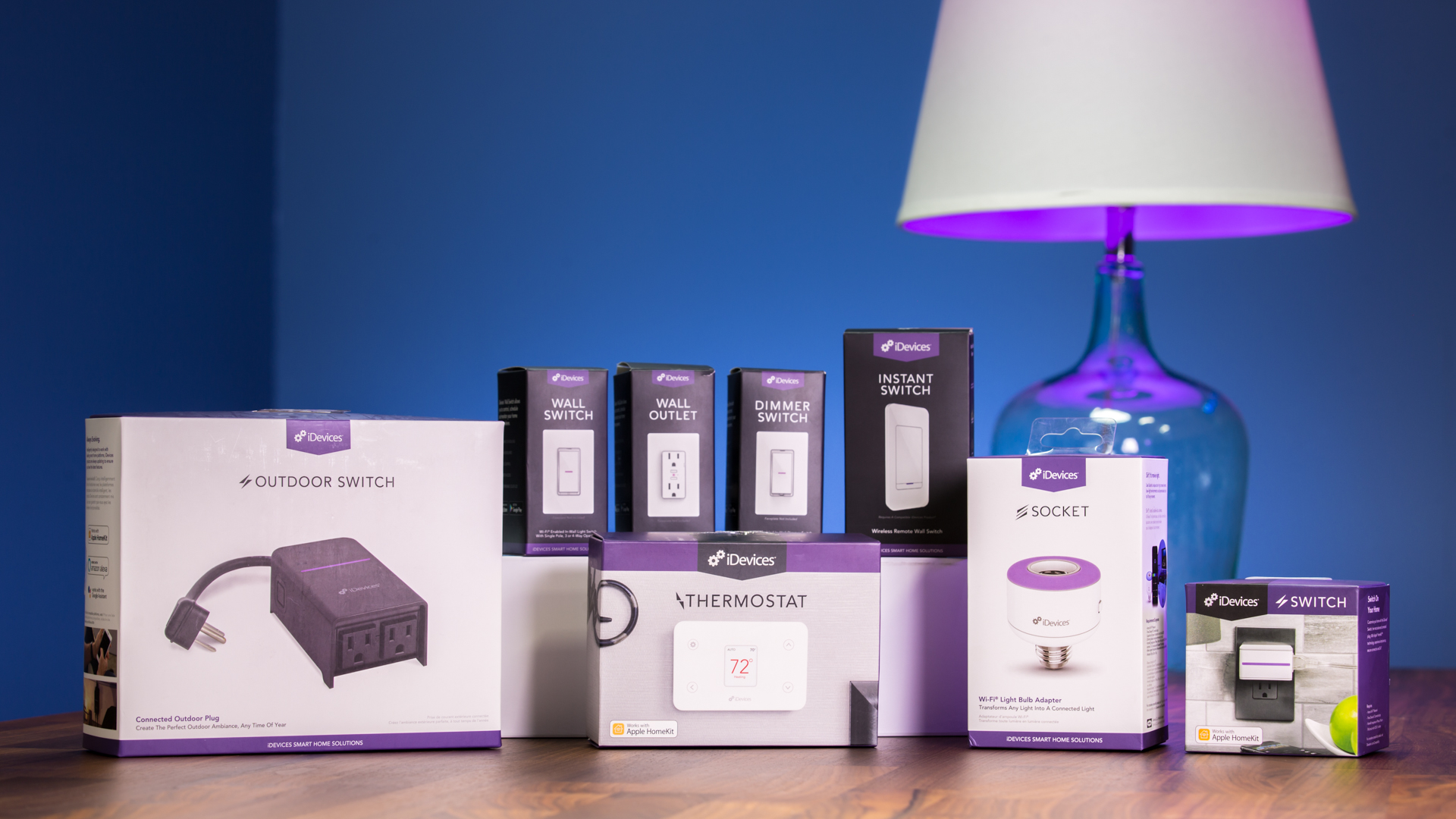 Light Automation The Idevices Smart Suite Is The Most Approachable Smart Home Kit Yet