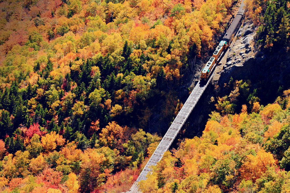 Vermont Fall Foliage Wallpaper Conway Scenic Railroad 7 Wonders Of Fall New England Today
