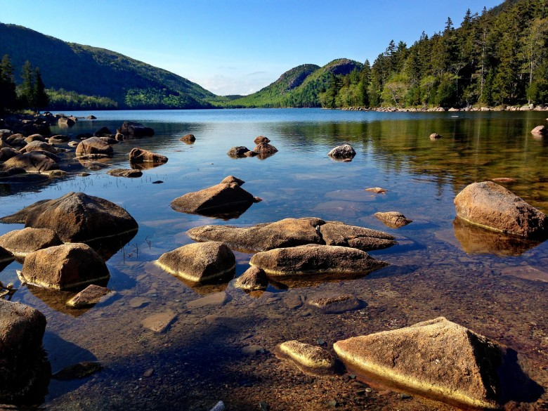 Fall Cabin The Woods Wallpaper Acadia National Park Things To Do Amp See New England Today