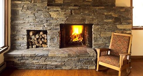 Dreamy Stone Fireplace Inspiration By Stonemason Lew