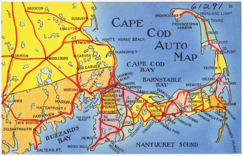 Where Is Cape Cod? Cape Cod Vacation Guide - New England Today