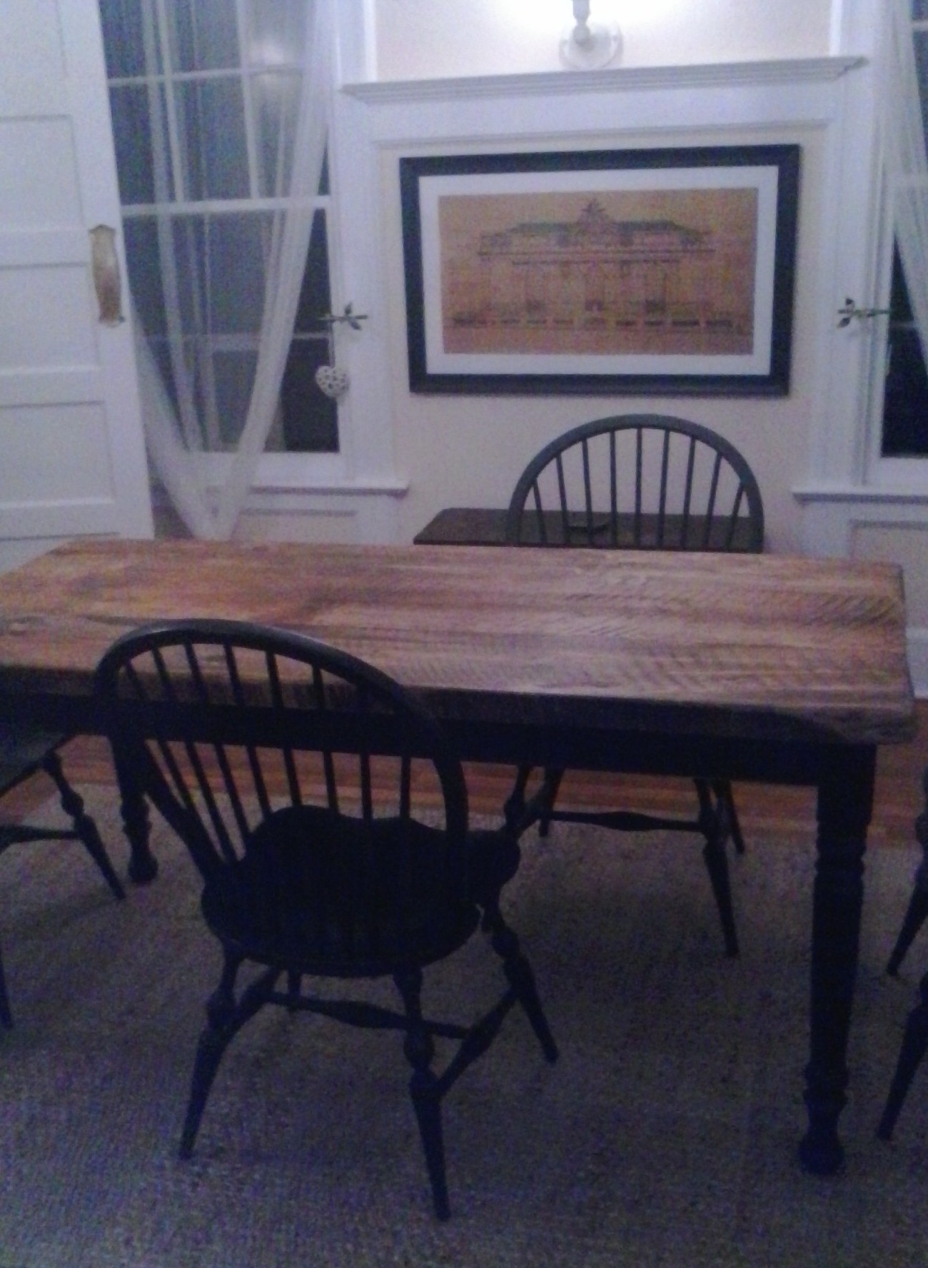 Farmhouse Table Company The New England Farm Table Co Custom Hand Made Farm