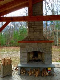 Stone Age Manufacturing Outdoor Fireplaces - New England ...
