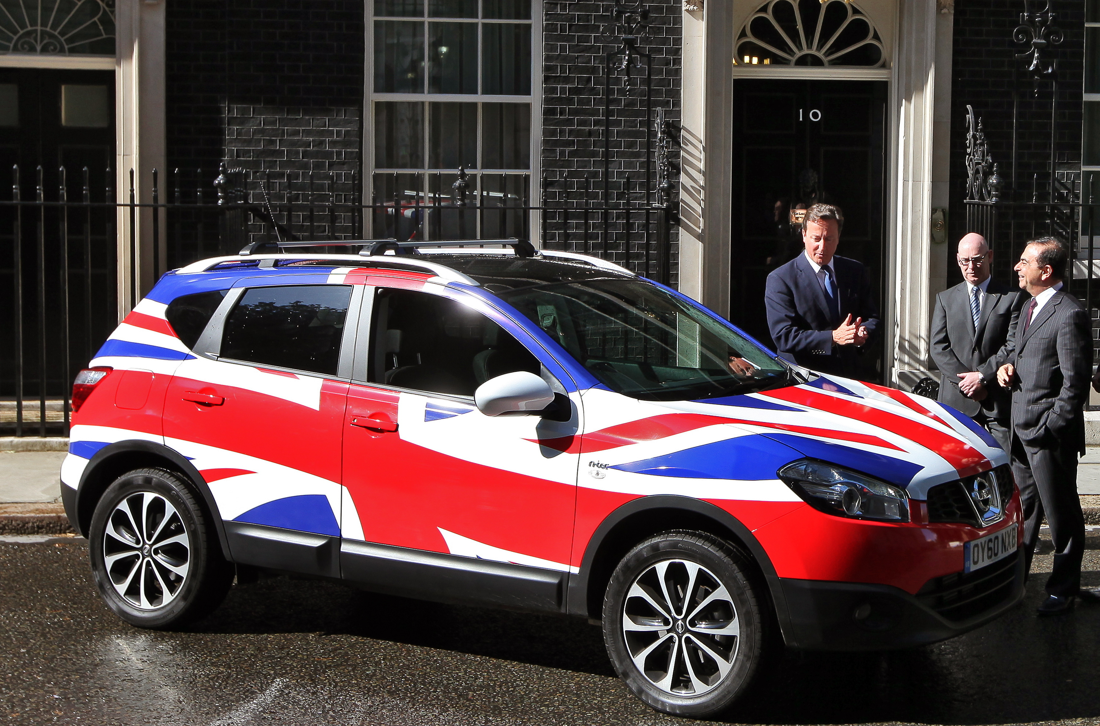 Uk Car Manufacturers Could British Car Manufacturing Drive To Slovakia