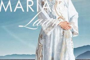 Maria .B Lawn collection 2012 white dresses